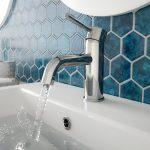 Curviz Short Polished Chrome Faucet