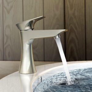 Diva Polished Nickel Faucet
