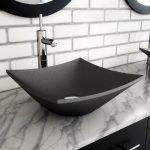 Mobius Granite Bathroom Vessel Sink