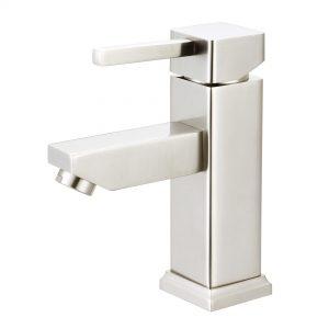 Robo Brushed Nickel Faucet