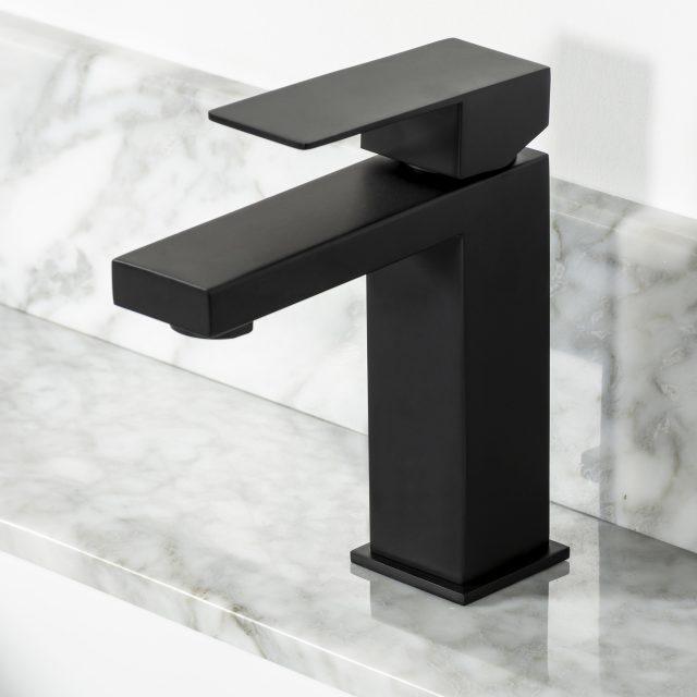 Kirk Matte Black Faucet